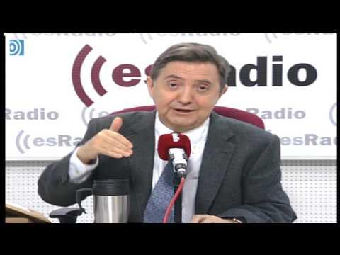Federico Jiménez Losantos contesta a Rufián tras insultarle en el Congreso