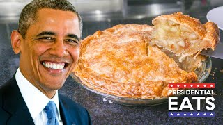 Former White House Chef Reveals President Barack Obama's Favorite Pie And His Unique Eating Habits