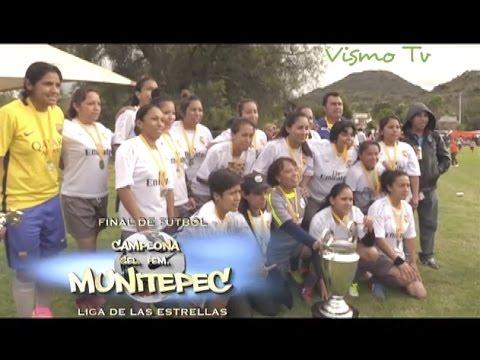 VisMoTV Final Torneo de Futbol Femenil Liga de las Estrellas