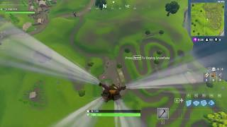 Fortnite's WEIRDEST GLITCH