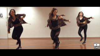 Cours Ragga/Salsa - Agnes Coppey - Studio MRG - Ayo Jay your number
