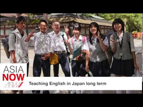 Teaching English in Japan long term with Gimmeabrakeman