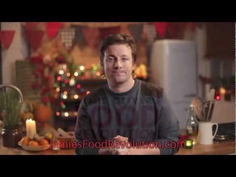 Jamie Oliver's Food Revolution - thank you...