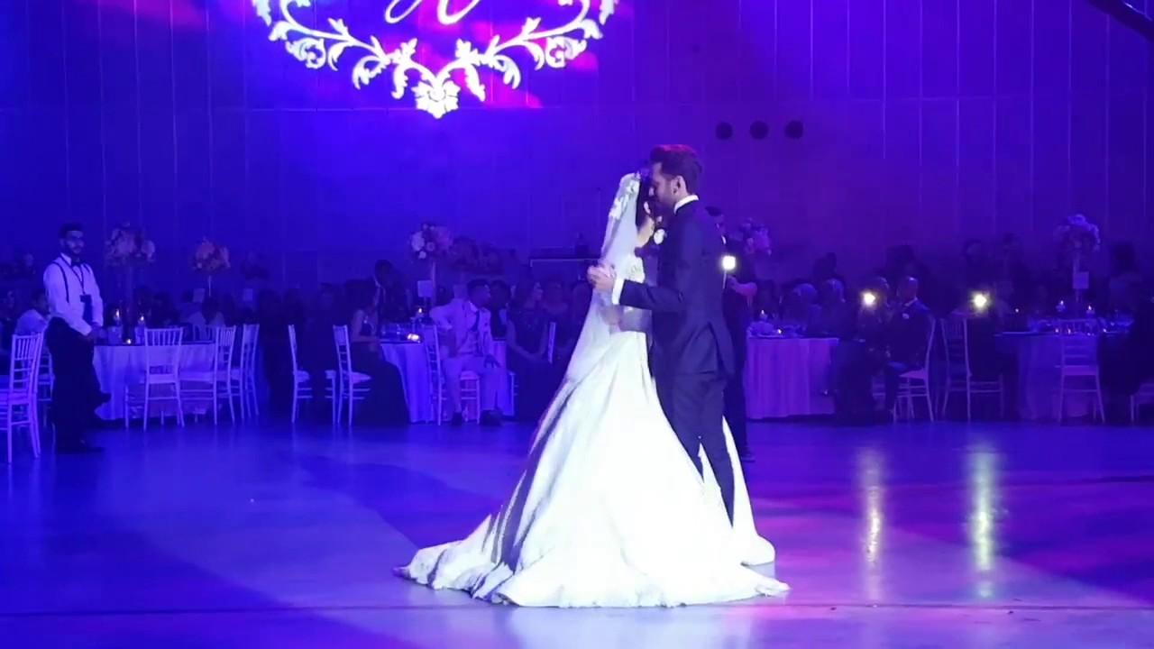 Hakan Çalhanoğlu ilk Dans Muhteşem Düğünü part 1