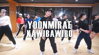 Yoonmirae 윤미래  _ Kawibawibo 가위바위보  ㅣ Roro Girls Hiphop Level Up Class