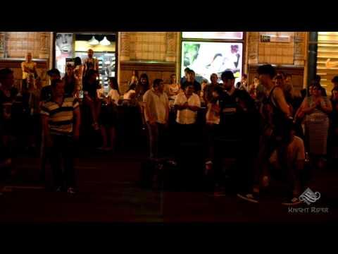 Уличные танцоры Киева 2016 часть 7 - Kiev Street Dancers 2016 part 7