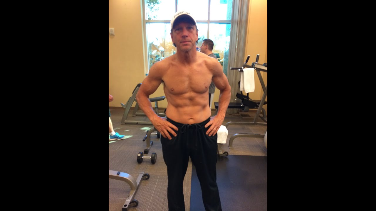 in shape after 50