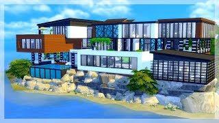 Création ~ La Villa à 2 Millions ! (Speedbuild Sims 4)