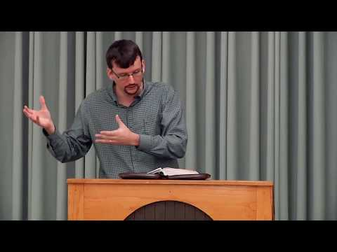 Remaining Biblically Balanced - James Jennings