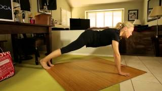 High to Low Push Up - Holy Yoga