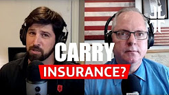 Do you Need Carry Insurance? Lawyer Andrew Branca shoots us straight