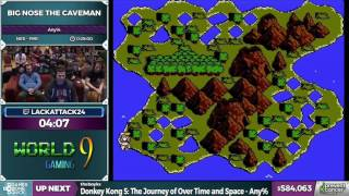 Big Nose The Caveman by lackattack24 in 21:48 - Awesome Games Done Quick 2017 - Part 108