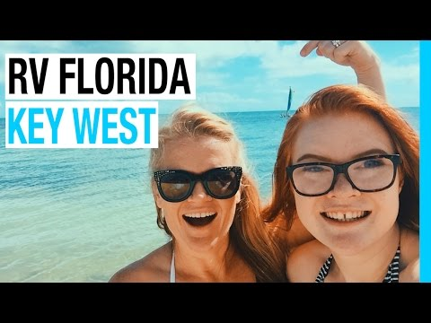 RV Florida – Key West, Duval Street, Mallory Square, Southern Most Tip (Ep 26 RV Living)