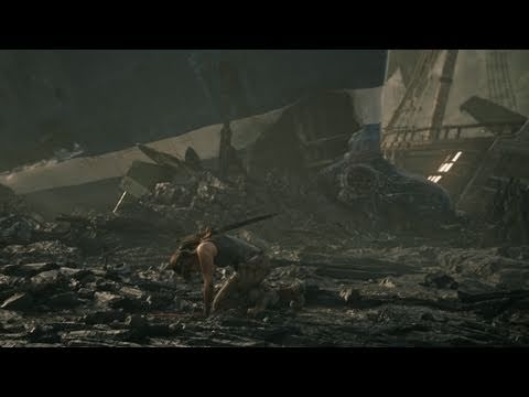 "Tomb Raider [FR] ""Turning Point"" Debut Trailer"