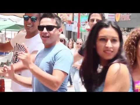 Best Arabic Dance FlashMob In Arica Chile  Dans Superb