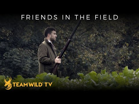 Driven Pheasant Shooting with Ian Harford: Friends in the Field
