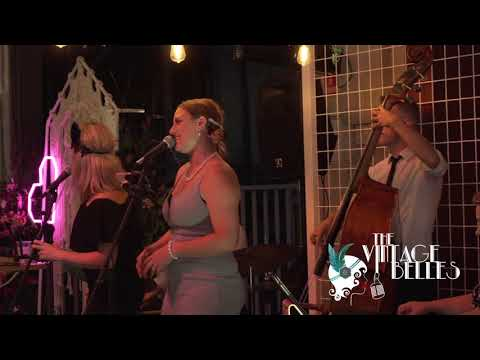 The Vintage Belles   Uptempo Soul  Corporate and wedding band  Gold Coast, Brisbane, Northern NSW