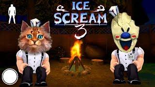 Мороженщик 3 прохождение - Ice scream 3 walkthrough