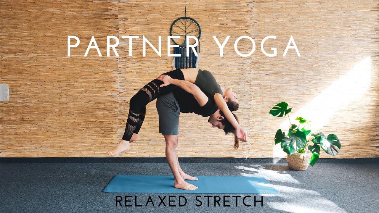 Partner Yoga Yoga Ubungen Zu Zweit Die 7 Besten Asanas