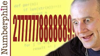What\'s special about 277777788888899? - Numberphile