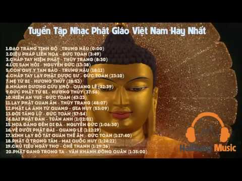 THE COLLECTION OF SONGS ABOUT BUDDHISM IN VIETNAMESE