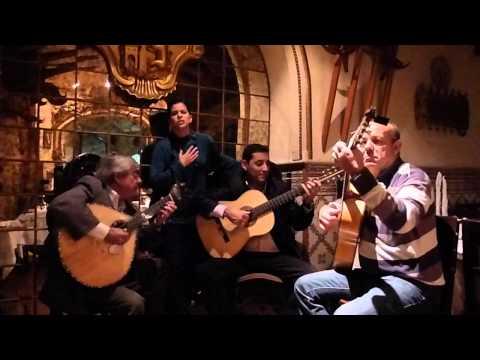 Portuguese Fado Music in Lisbon