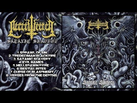 NECROWRETCH - Satanic Slavery (Full Album-2017)