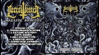 NECROWRETCH - Satanic Slavery (Full Album-2017)