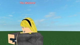 ROBLOX SCRIPT SHOWCASE: The Murderer