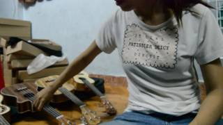 Review 4 cây đàn Ukulele Concert- Guitar Việt Mỹ