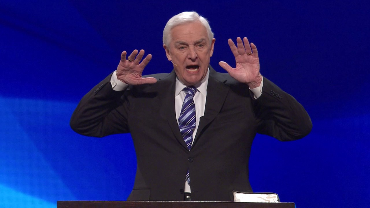Dr  David Jeremiah | Single Messages | Fully Engaged with the Gospel | Romans 1:16-17 | Sunday Servi
