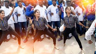 என்ன குத்து குத்துராங்காடா 😍 | tamil kuthu dance | tamil girls kuthu dance | tamil girls dance