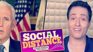 SOCIAL DISTANCE - A Randy Rainbow Song Parody