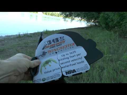 Готовимся к сезону на водоплавающих: объемные гусиные профили