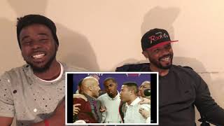 Key & Peele - Boxing Press Conference Reaction
