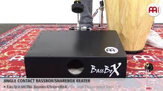 BBB2 Meinl Percussion BassBox Beater