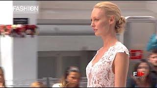 ADRIAN CABALLERO Highlights Spring Summer 2018 Madrid Bridal Week   Fashion Channel