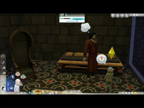 The Sims 4: Vampires - Vampire Toddlerhood |