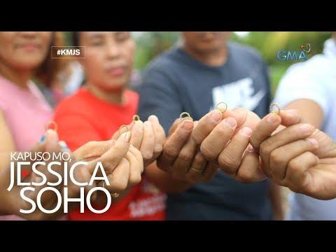 Kapuso Mo, Jessica Soho: Mga singsing na ginto, natagpuan sa Camarines Sur?