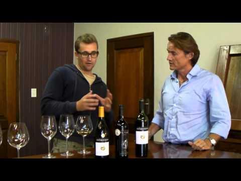 South African Wine Safari Moreson Chardonnay