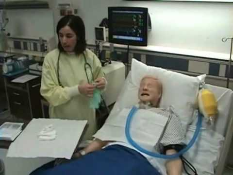 Tracheostomy Care - YouTube