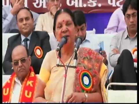 CM inaugurates Nursing School-Hostel at Thaltej, Ahmedabad