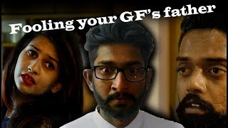 HOW TO MANAGE YOUR GIRLFRIEND'S FATHER | Vines | Laugh At First Sight