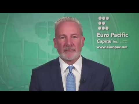 Peter Schiff Predicts Major Breakout For Gold and Silver! Sees Oil, Stocks Gain