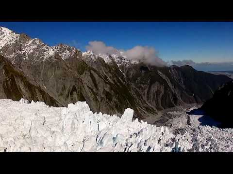 West Coast Glaciers - The Helicopter Line - Franz Josef & Fox Glaciers - New Zealand.