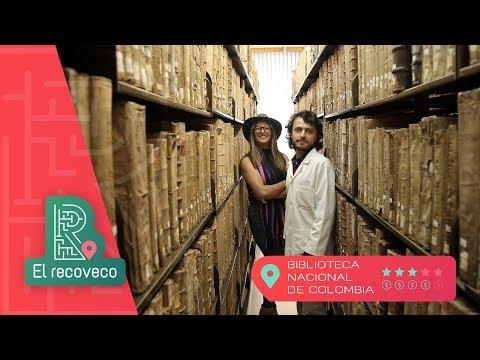 Biblioteca Nacional de Colombia | El Recoveco ep 4. | EL TIEMPO