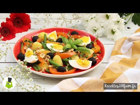 recette-|-salade-de-pommes-de-terre-aux-oeufs,-haricots-verts-&-poivron