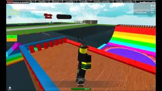 Skate park tycoon on Roblox.