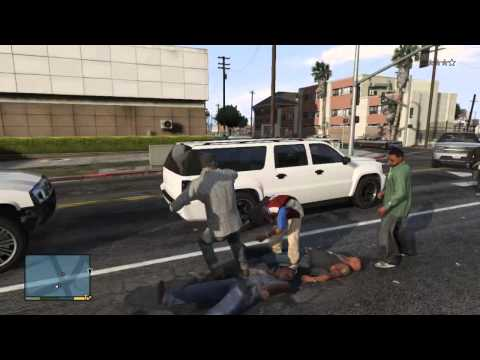GTA5 Best Death Ever