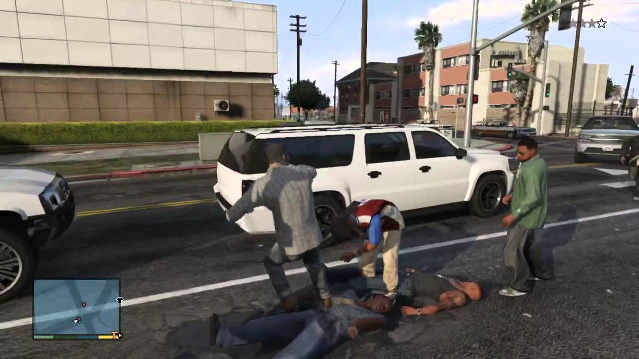 GTA5 Best Death Ever